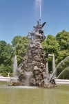 Herrenchiemsee Fama fountain